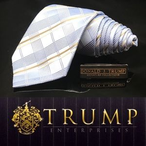 DONALD TRUMP~ SIGNATURE COLLECTION TIE